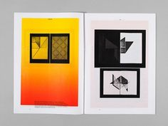 Esther Rieser, Grafik Design #publication