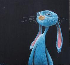 Friday, February 28, 2014 #blue #rabbit #by #brett #superstar