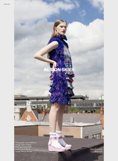 Albion Skies full story @ voltcafe.com #styling #volt #cafe #photography #fashion #layout #magazine