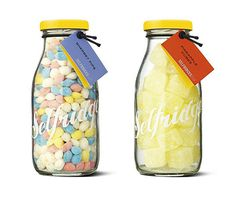 lovely package selfridges selections1 #candy #jar