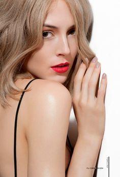 A Fleur de Peau #model #volt #photography #fashion #voltcafe #editorial #magazine #beauty