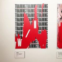 "Studio Jimbo on Instagram: ""Unselected poster exhibited at musée des Arts décoratifs for the Graphic Design Festival Paris [@gdfparis] # #graphicdesignfestival"