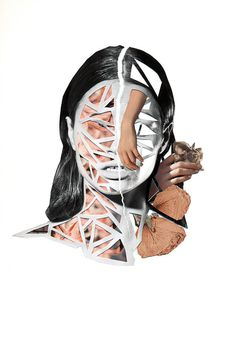 HANDMADE COLLAGES / SERIE II on Behance