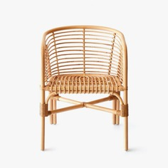 Lombok Rattan Lounge Chair by Artisans of Cirebon for The Citizenry.