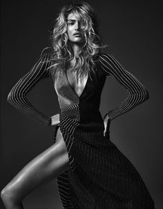Candice by Mario Sorrenti for W Magazine