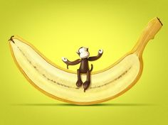 58_banan.jpg (1024×768) #illustration