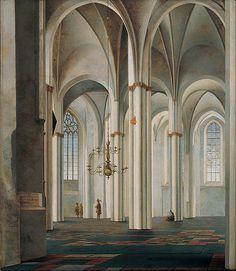 File:Pieter Jansz. Saenredam - Interior of the Buurkerk, Utrecht - Google Art Project.jpg