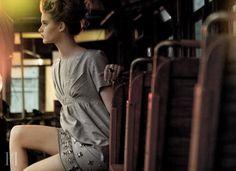 Day Dreaming - Burciaga #fashion #gloomy