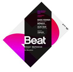 beat #pink #beat #poster