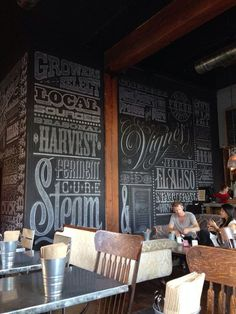 Americano restaurant design  Los Angeles