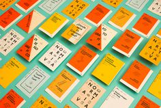Idep Barcelona on Behance #bright #logo #cover #color