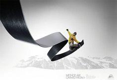 Nike ACG Campaign - Fubiz™ #layout