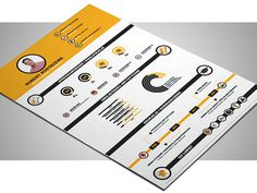 Infographic Illustrator - Free Infographic Illustrator Resume Template