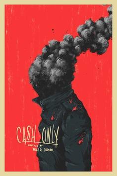 Cash Only x Alternative Poster on Behance