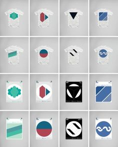 Dope, Geometry Collection on the Behance Network #clothing #geometry #branding #apparel #collection #design #graphic #dope #textile