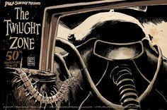 twilight_zone_the_invaders_low.jpg (JPEG Imagen, 898x598 pixels) #illustration