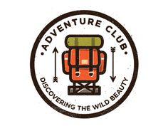 Drib104 #adventure #stamp