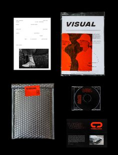 VISUAL MAG | Art Direction | Web Design | Photography on Behance