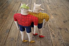 Dudes hanging out | Flickr - Photo Sharing! #illustration #sculpture