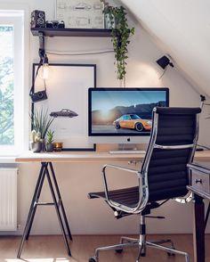 完美的家庭办公室