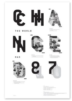 FFFFOUND! | ultrazapping #design #poster #typography