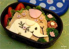 40+ Creative Bento Box Lunch Ideas for Kids #bento #box #ideas #lunch #kids