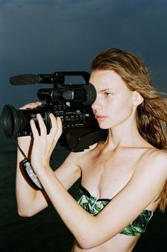 camera, fashion, photography, oyster mag