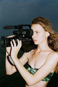 camera, fashion, photography, oyster mag