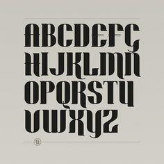 Dockyard Typeface on Typography Served #lettering #typeface #typography