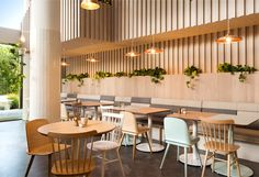 Fashionable Restaurant in Melbourne - #restaurant, #decor, #interior,