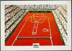 LACOSTE #poster