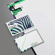 —Place™ —Nada —Production company / Bench.li #typography