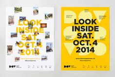 Doors Open Vancouver by Brief #poster