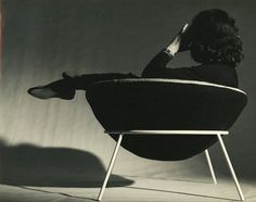Lina Bo Bardi, Bowl Chair, 1951