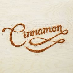 General Mills Cereals, cinnamon, food, lettering