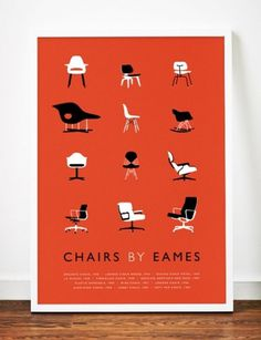 Tumblr #chair #design #product #furniture #eames
