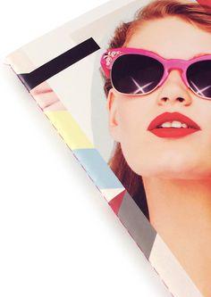 StudioThomson – Preen Eyewear SS14