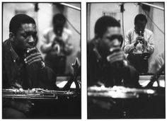 YOU MIGHT FIND YOURSELF #photography #coltrane #miles