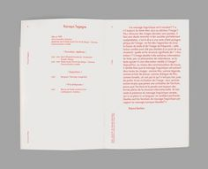 NEO NEO | Graphic Design | Fonds Cantonal d'Art Contemporain #publication
