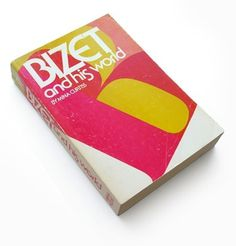 Bizet and His World, 1974 : Book Worship #book #typography