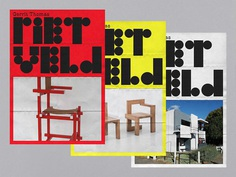 Gerrit Rietveld – Editorial on Behance