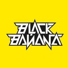 Bibi M. Ornaghi #logo #banana #black