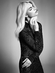 Aline Weber by Henrique Gendre for A. Brand's Fall Campaign