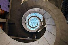 Salvador Dali Museum | Fubiz™ #stairs