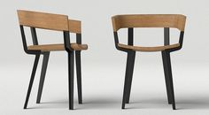 Most ExeRent bRog, Not sure how comfy, but they look good & if they... #object #chair