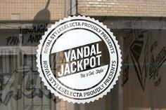 Vandal Jackpot Exhibit 2010 #wwwbehancenetgalleryvandal #studio #http #royal