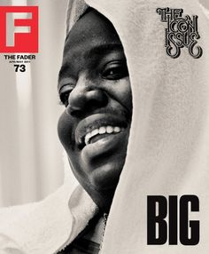 Rap Radar :: Notorious B.I.G. Covers Fader #biggie #fader #magazine