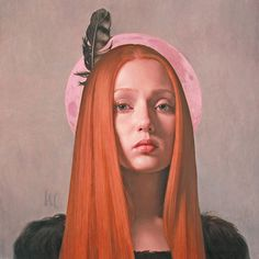 Kris lewis illustration #girl #pop #kirs #lewis #illustration