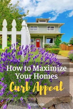 How to Maximize Your Homes Curb Appeal