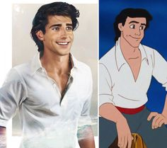 How Disney Princes Would Look Like in Real Life #disney #photoshop #editing